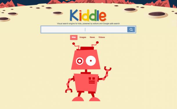 Детский Google: появился специальный поисковик для детей Kiddle