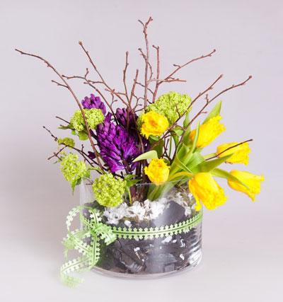 Подарок на 8 марта: цветы, которые долго не завянут. Мастер-класс - «Досуг и хобби»