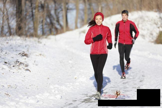 Как вести активный образ жизни зимой?