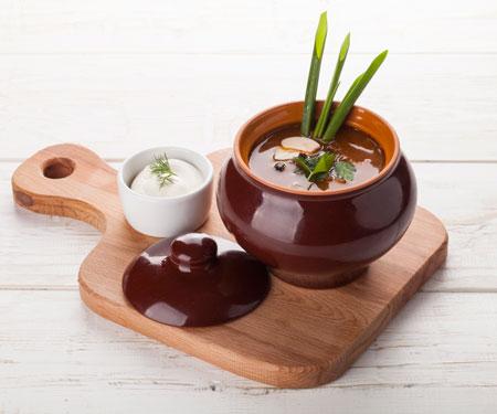 Вкусные постные рецепты: щи, драники и салат с зеленой фасолью - «Дом»