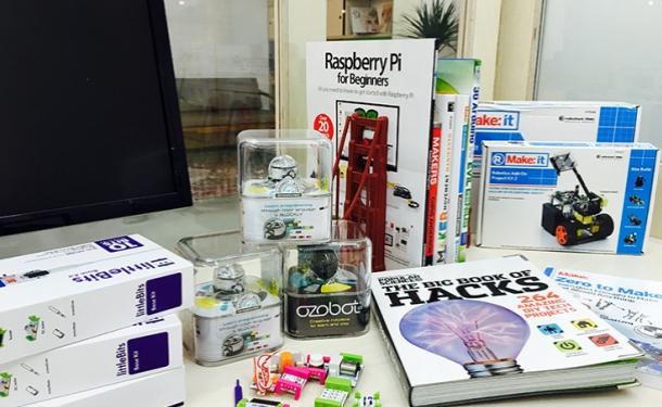 В Киеве запускают стартап-лабораторию DIY Lab для детей от 6 лет. Участие бесплатное