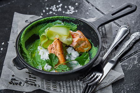 3 рецепта к вечеринке: салат с помело, хумус и брускетта с уткой - «Дом»