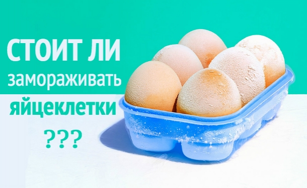 Личный опыт: Я заморозила свои яйцеклетки>