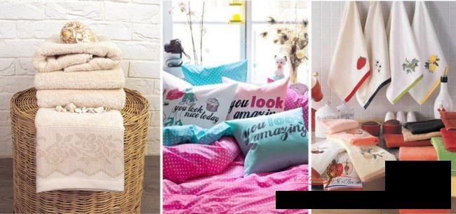 Текстиль для дома: рекомендации по выбору