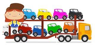 Мультики про машинки: Доктор Машинкова! Автовоз и потерянная машинка.