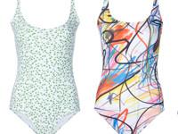Слитные купальники - «Мода»
