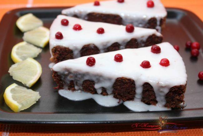 Необычный свекольный пирог