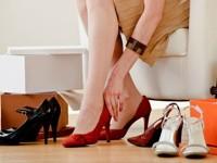 Не хватайте самые высокие каблуки в магазине  - «Мода»