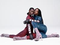 Тигриные полоски, яркие цвета и леггинсы: H&M представил первые образы из коллаборации с Kenzo - Мода - Леди Mail.Ru - «Мода»