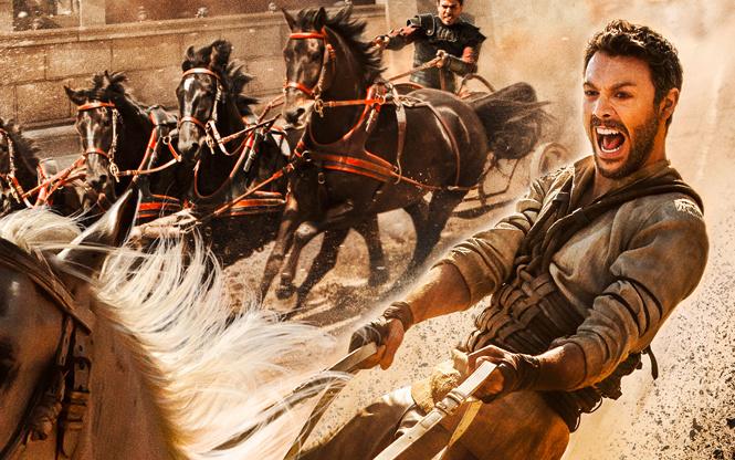 «Бен-Гур», новый «Механик» и другие главные фильмы августа!
