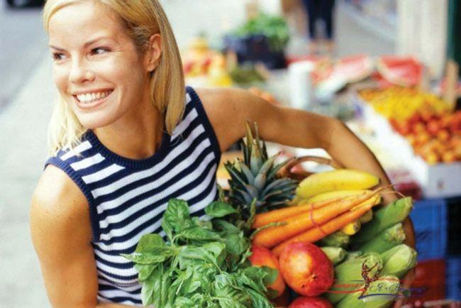 Здоровое питание: советы для осени