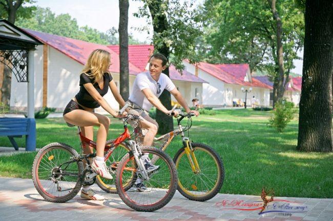 ТОП-7 преимуществ езды на велосипеде