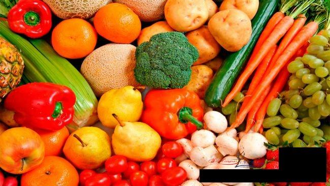 Цвет продуктов влияет на эффективность диеты