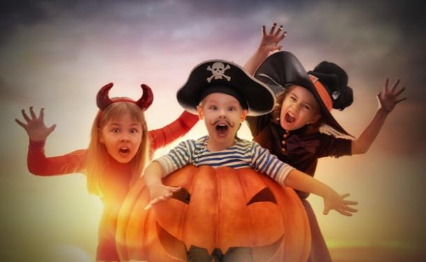 Happy Halloween Day в ТРЦ «Караван»