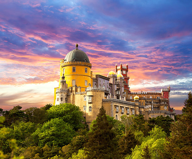 12 сказочных городов, которые может посетить каждый - «Развлечения»