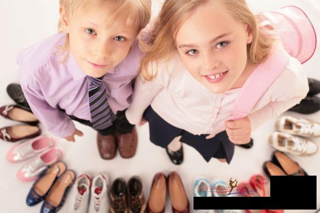Выбираем полный набор детской обуви для всех сезонов