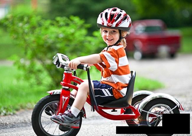 Рекомендации по выбору велосипедов для детей