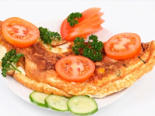 Гречневый омлет с сыром - «Закуски»