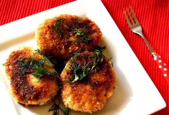 Картофельные зразы по-гонконгски (Ганши Сяочи Шу Цзы Бин) - «Закуски»