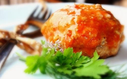 Нежные тефтели с двумя видами капусты - «Второе блюдо»