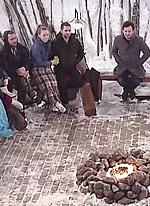 Валерий Блюменкранц и Тата Абрамсон вернулись в Дом-2 - «НОВОСТИ ДОМ 2»