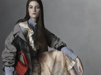 Однобортные пальто - «Мода»