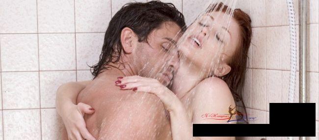10 лучших поз для секса в душе