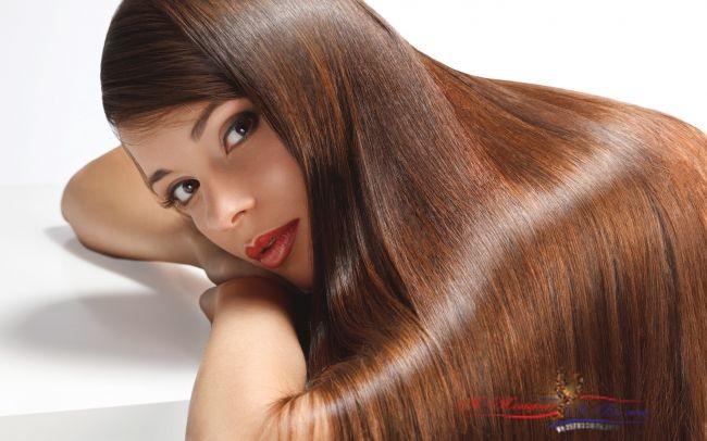 Кератиновое выпрямление волос и его плюсы
