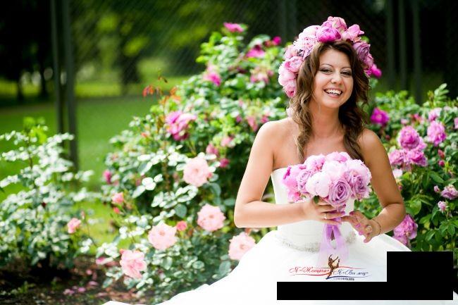 Невеста летом: 5 советов по макияжу