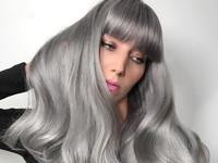 Серебро: в моде седые волосы - Красота - ... - «Красота»