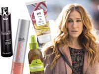 1. Очищаете волосы сульфатным шампунем - «Красота»