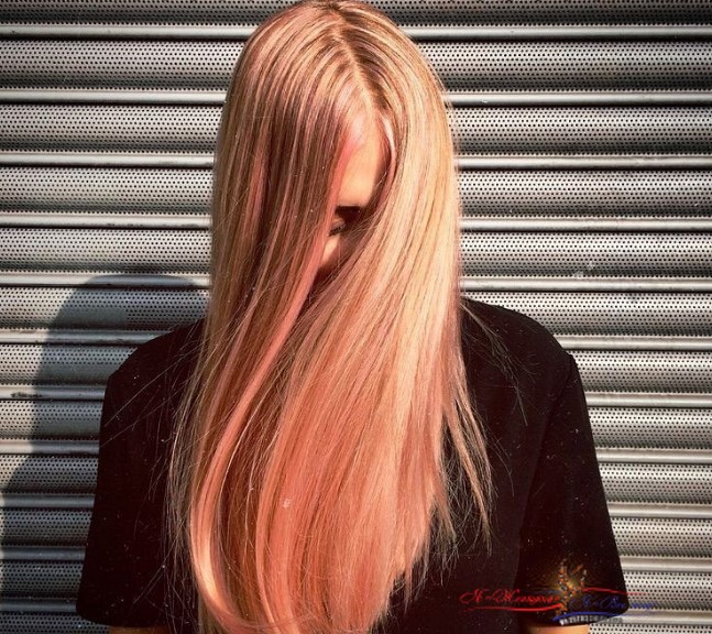 Новый тренд 2017 в окрашивании волос: цвет заката