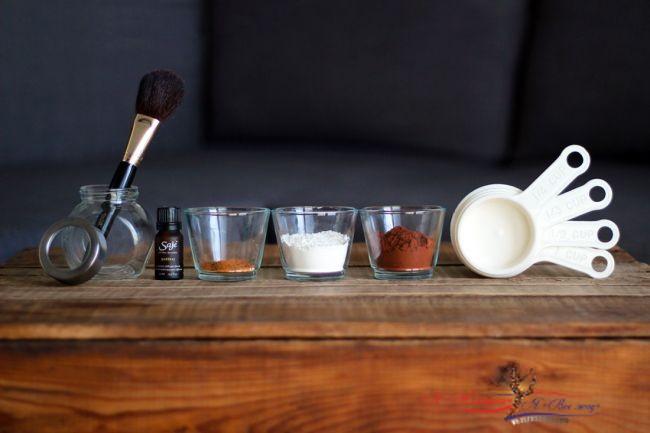 Как приготовить сухой шампунь для волос в домашних условиях