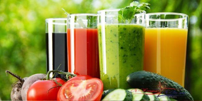 Основы детокс-диеты