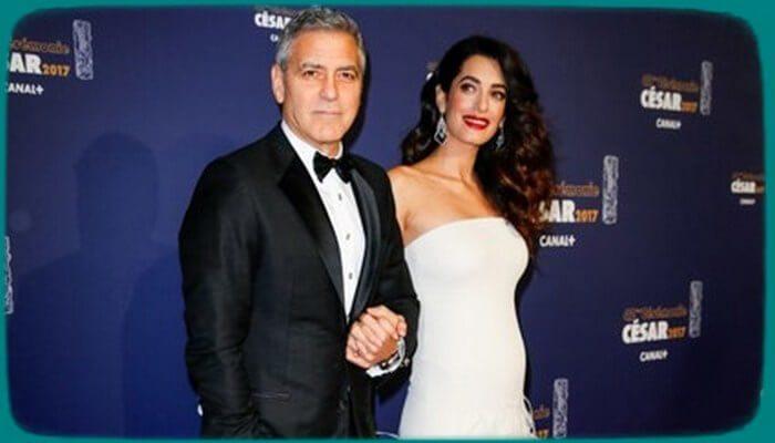Джордж Клуни в начале лета станет папой близнецов - «Шоу-Бизнес»