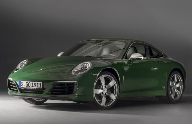 Миллионный Porsche 911 стилизовали под модель 50-летней давности