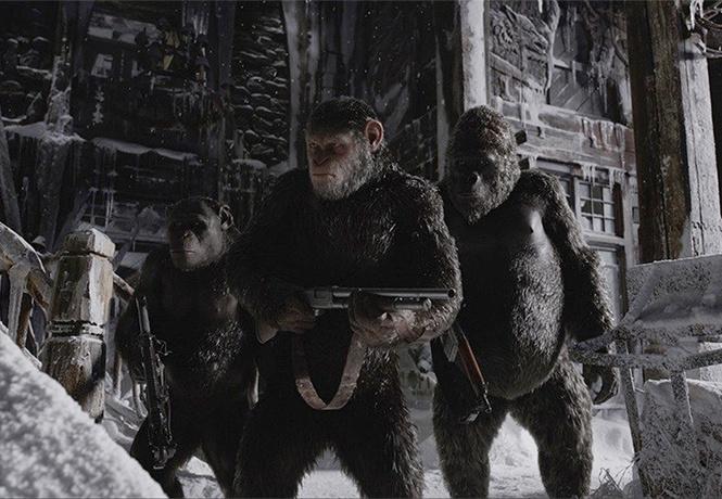 «Планета обезьян: Война» — новый русский трейлер, и он эпичен!