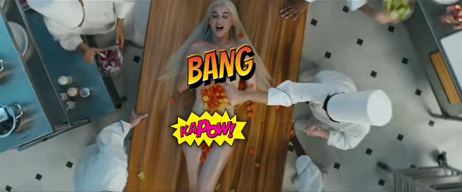 Буйный клип Кэти Перри вызвал оторопь у всего Интернета