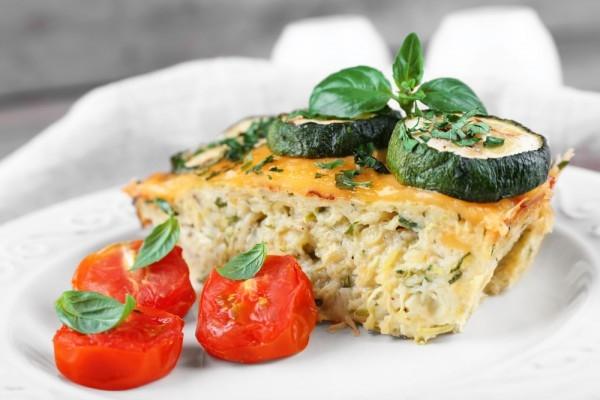 Запеканка из кабачков с сыром - «Второе блюдо»