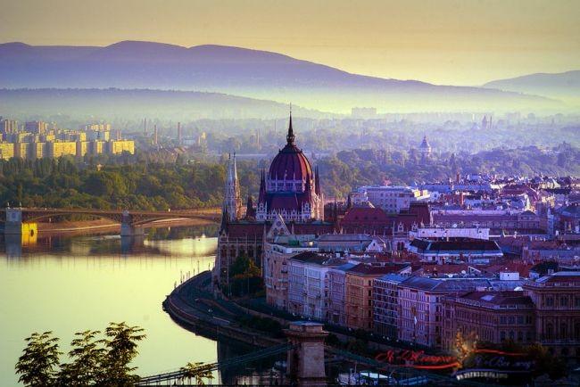 Наша поездка в Будапешт - незабываемые моменты!