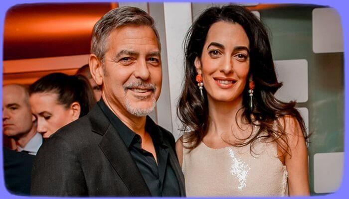 Супруга Джорджа Клуни родила двойняшек - «Шоу-Бизнес»