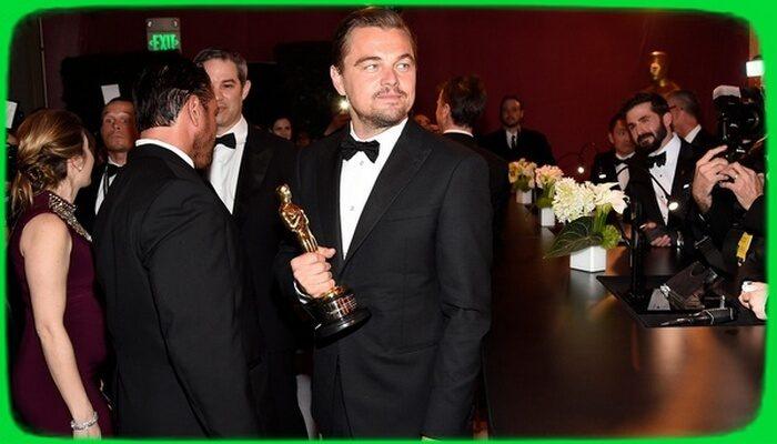 У Леонардо Ди Каприо отобрали «Оскар» - «Шоу-Бизнес»