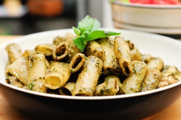 Паста с курицей по-флорентийски - «Второе блюдо»
