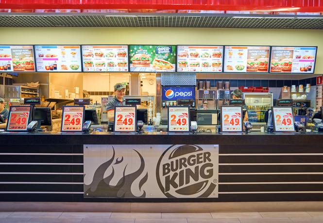 На «Бургер Кинг», «Му-му» и «Шоколадницу» завели дело за слишком высокие цены в аэропортах