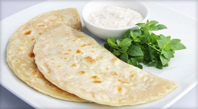 Кутабы азербайджанские - «Второе блюдо»