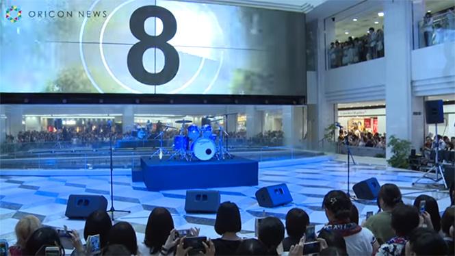 Японская группа обрадовала фэнов рекордным концертом длиной в 8 секунд!