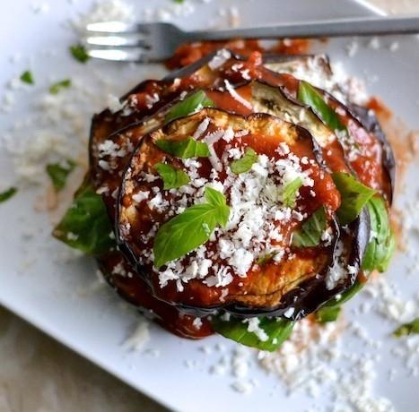 Изумительные баклажаны по-итальянски - «Второе блюдо»