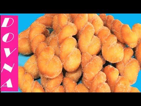 Самые нежные пончики из дрожжевого теста рецепт от Dovna Enterprises  - «Видео советы»
