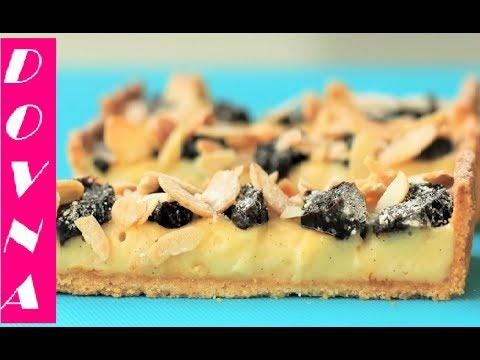 торт с заварным кремом и черносливом от Dovna Enterprises  - «Видео советы»