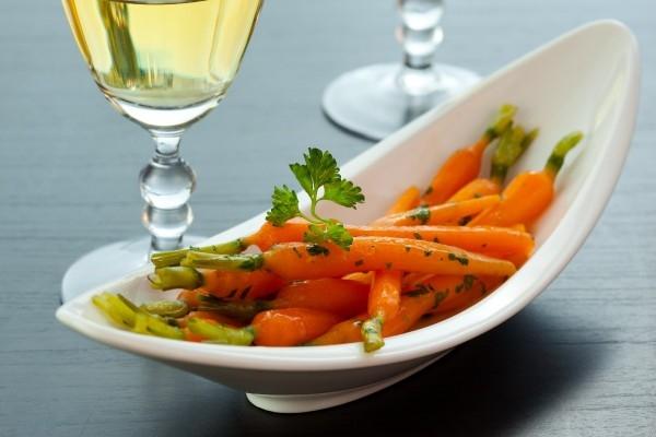 Карамелизированная морковь (ВИДЕО) - «Второе блюдо»